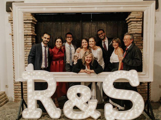 La boda de Ruth y Santos en Granada, Granada 199