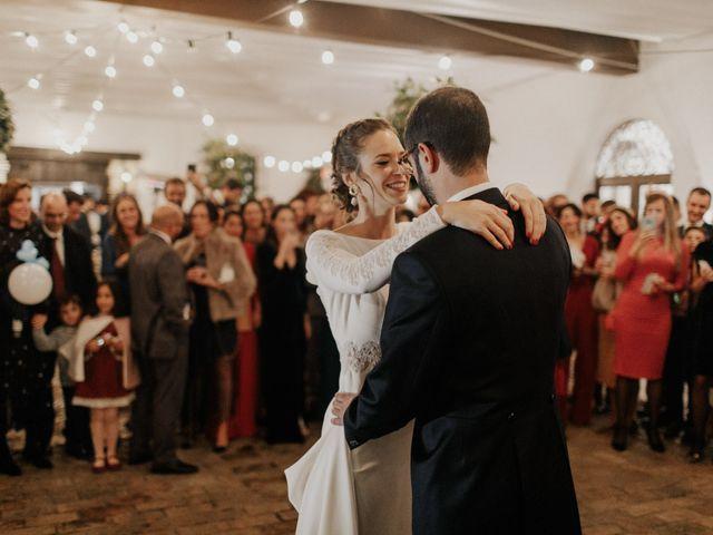 La boda de Ruth y Santos en Granada, Granada 201