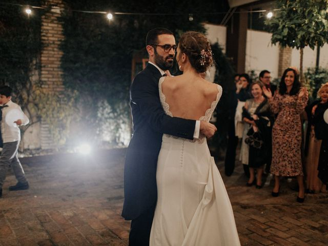 La boda de Ruth y Santos en Granada, Granada 202