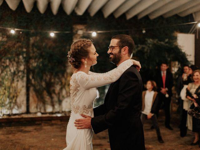 La boda de Ruth y Santos en Granada, Granada 203
