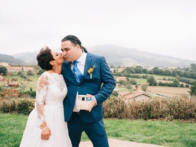 La boda de Valle y Almudena en Torazo, Asturias 6