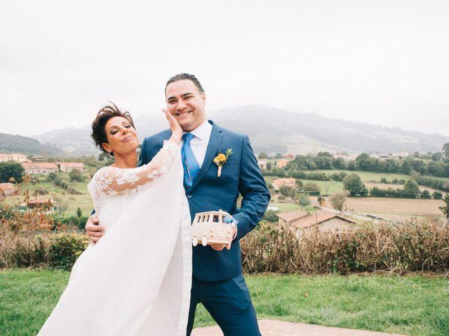 La boda de Valle y Almudena en Torazo, Asturias 7