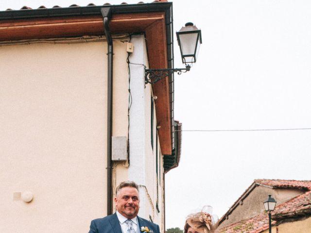 La boda de Valle y Almudena en Torazo, Asturias 9