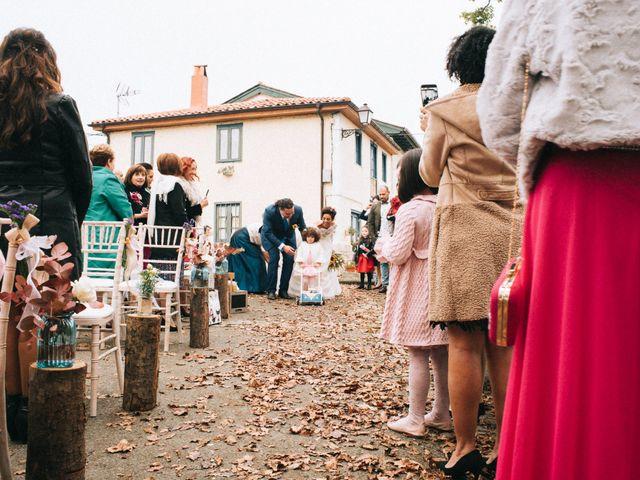 La boda de Valle y Almudena en Torazo, Asturias 13