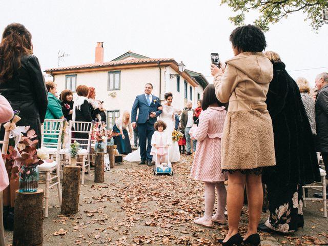 La boda de Valle y Almudena en Torazo, Asturias 14