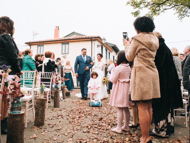 La boda de Valle y Almudena en Torazo, Asturias 15