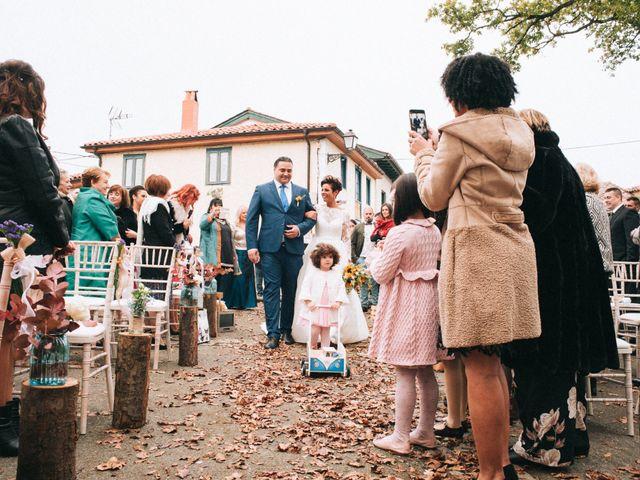 La boda de Valle y Almudena en Torazo, Asturias 16