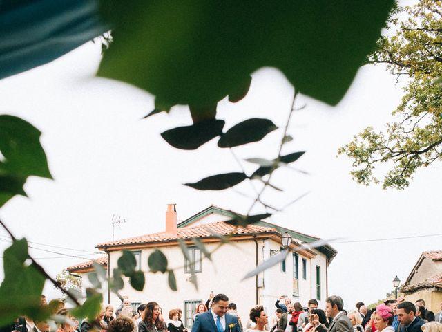La boda de Valle y Almudena en Torazo, Asturias 17