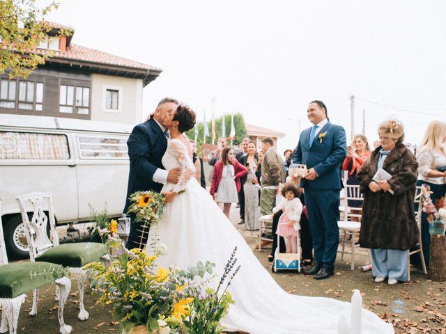 La boda de Valle y Almudena en Torazo, Asturias 18