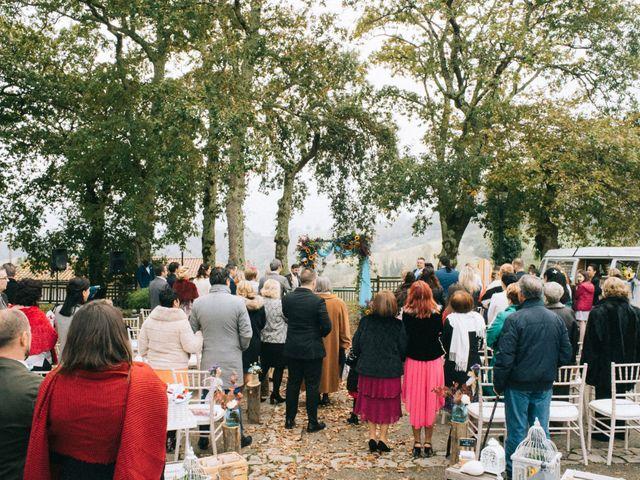La boda de Valle y Almudena en Torazo, Asturias 21