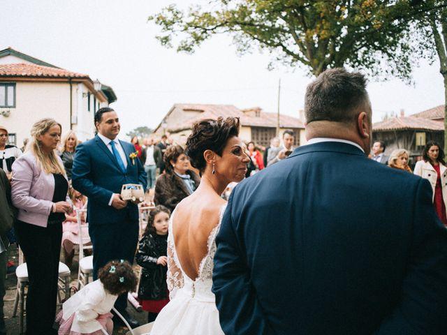 La boda de Valle y Almudena en Torazo, Asturias 24