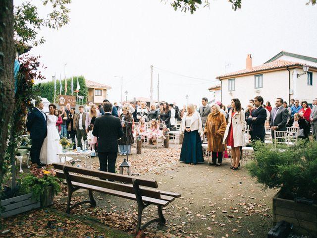 La boda de Valle y Almudena en Torazo, Asturias 25