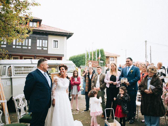 La boda de Valle y Almudena en Torazo, Asturias 27