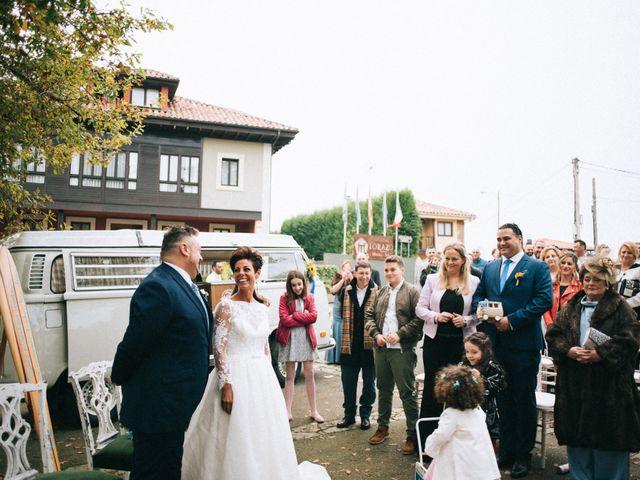 La boda de Valle y Almudena en Torazo, Asturias 28