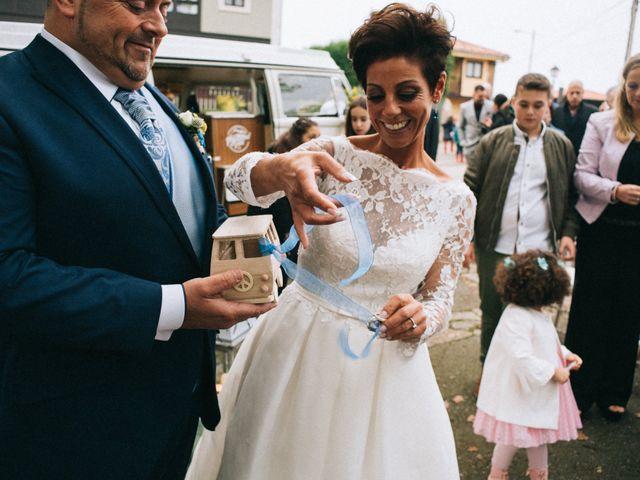 La boda de Valle y Almudena en Torazo, Asturias 29