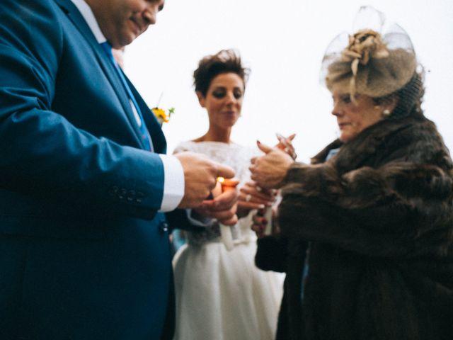 La boda de Valle y Almudena en Torazo, Asturias 36