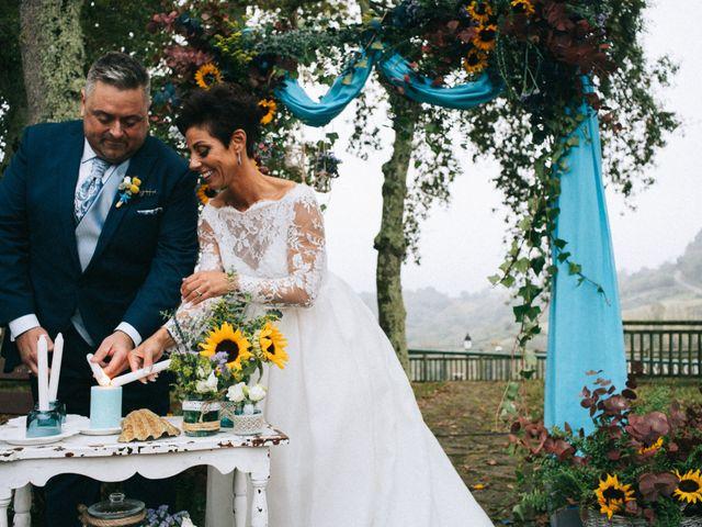 La boda de Valle y Almudena en Torazo, Asturias 37