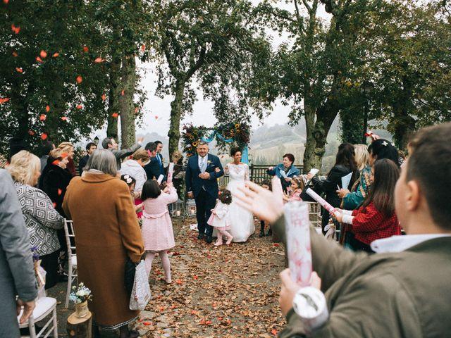 La boda de Valle y Almudena en Torazo, Asturias 42