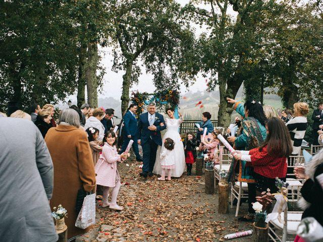 La boda de Valle y Almudena en Torazo, Asturias 43