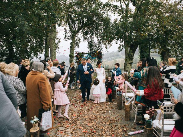 La boda de Valle y Almudena en Torazo, Asturias 44