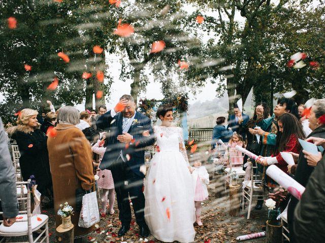 La boda de Valle y Almudena en Torazo, Asturias 45