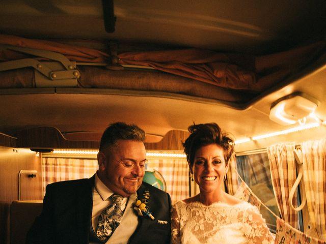 La boda de Valle y Almudena en Torazo, Asturias 51
