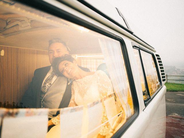 La boda de Valle y Almudena en Torazo, Asturias 55