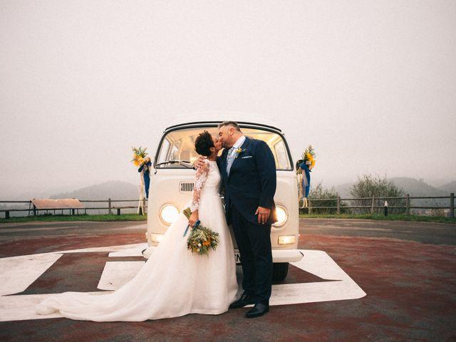 La boda de Valle y Almudena en Torazo, Asturias 62