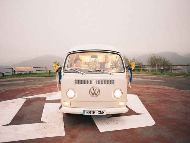 La boda de Valle y Almudena en Torazo, Asturias 68