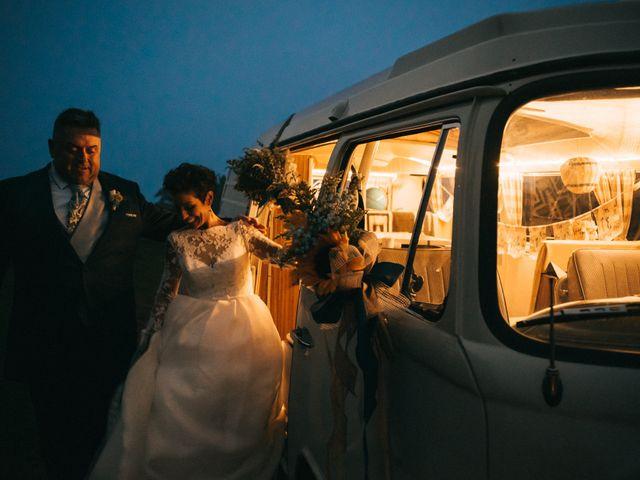 La boda de Valle y Almudena en Torazo, Asturias 2