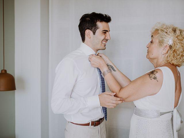 La boda de David y Anabel en Malgrat De Mar, Barcelona 20