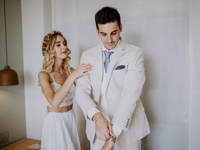 La boda de David y Anabel en Malgrat De Mar, Barcelona 40