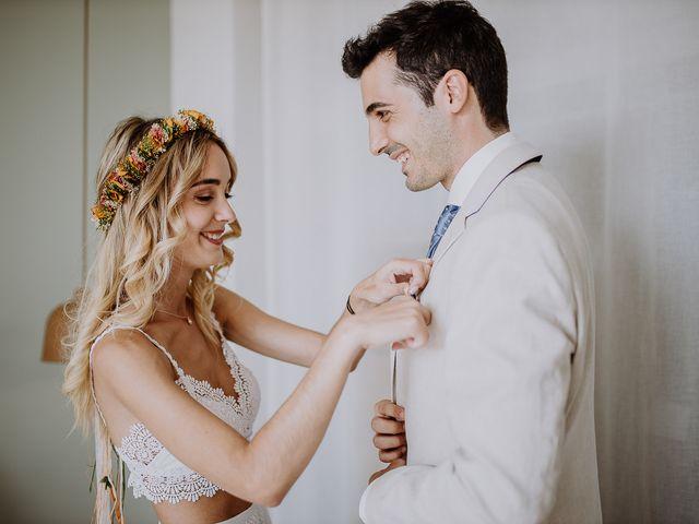La boda de David y Anabel en Malgrat De Mar, Barcelona 42