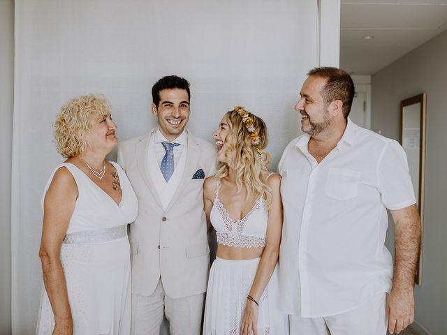 La boda de David y Anabel en Malgrat De Mar, Barcelona 46