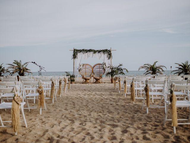 La boda de David y Anabel en Malgrat De Mar, Barcelona 87