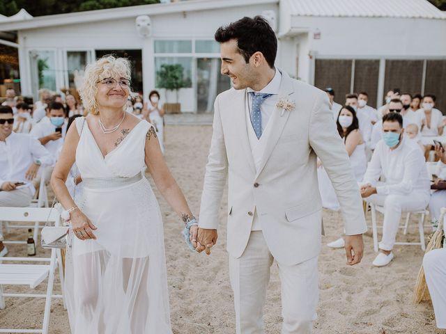 La boda de David y Anabel en Malgrat De Mar, Barcelona 99