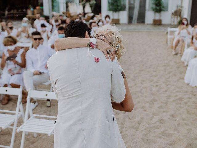 La boda de David y Anabel en Malgrat De Mar, Barcelona 100