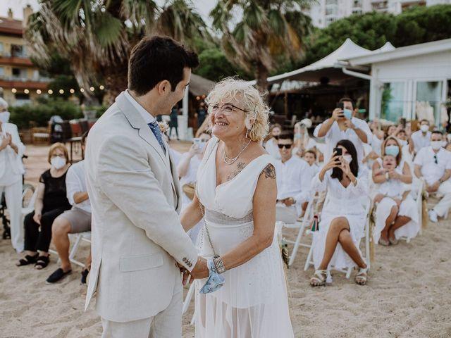 La boda de David y Anabel en Malgrat De Mar, Barcelona 101