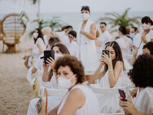 La boda de David y Anabel en Malgrat De Mar, Barcelona 102