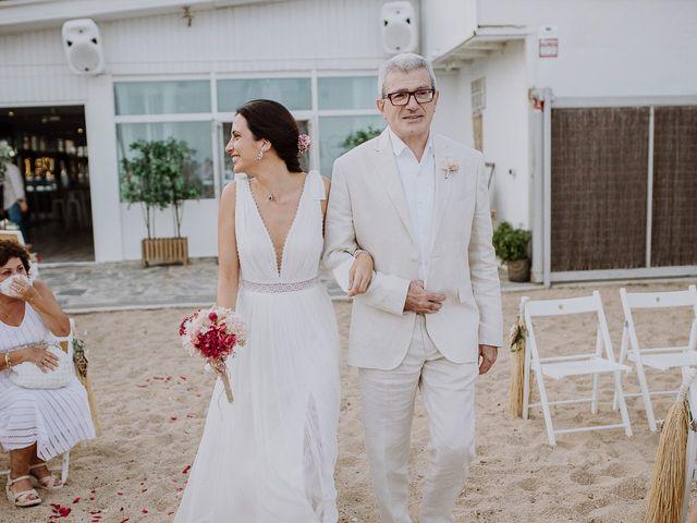 La boda de David y Anabel en Malgrat De Mar, Barcelona 105