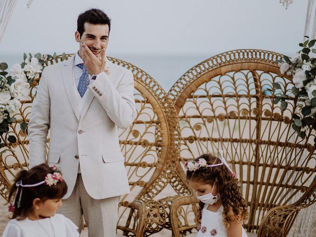 La boda de David y Anabel en Malgrat De Mar, Barcelona 106