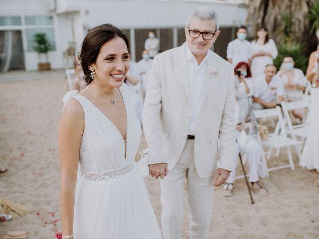 La boda de David y Anabel en Malgrat De Mar, Barcelona 108