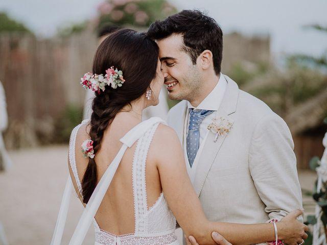 La boda de David y Anabel en Malgrat De Mar, Barcelona 109