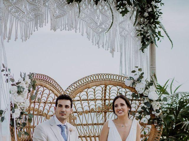 La boda de David y Anabel en Malgrat De Mar, Barcelona 110