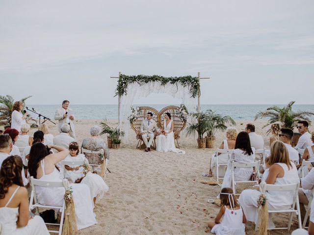 La boda de David y Anabel en Malgrat De Mar, Barcelona 112