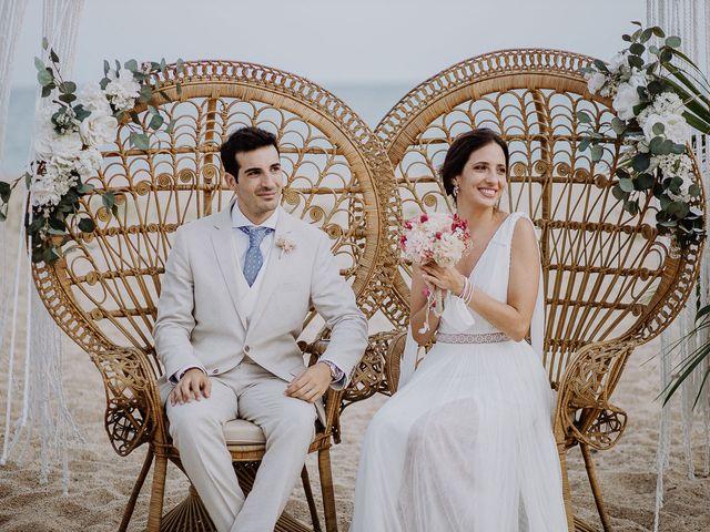 La boda de David y Anabel en Malgrat De Mar, Barcelona 114