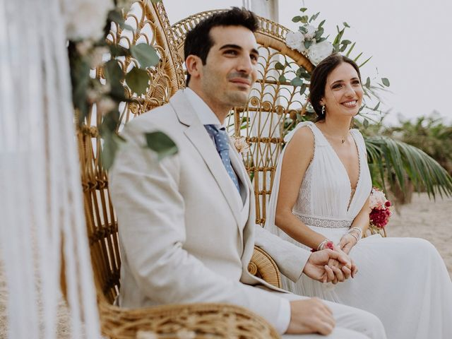 La boda de David y Anabel en Malgrat De Mar, Barcelona 120