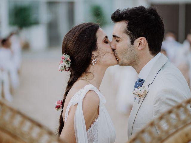 La boda de David y Anabel en Malgrat De Mar, Barcelona 126