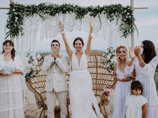 La boda de David y Anabel en Malgrat De Mar, Barcelona 127