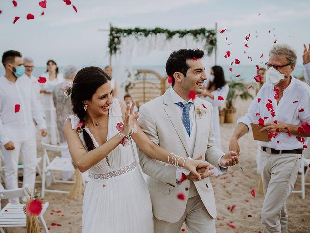 La boda de David y Anabel en Malgrat De Mar, Barcelona 130